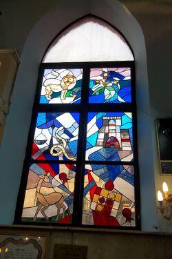 Ohel Yaakov Synagogue Zikhron Yaakovvitraz1