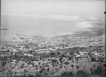 חיפה - הדר הכרמל והטכניון העברי מראה כללי-JNF043287