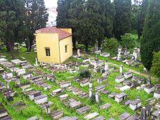 Pisa jews cementary