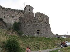 Rocca Maggiore Bastione circulare