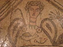 Beth Alfa Synagogue Mosaic 10
