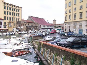 Piccola Venezia livorno 55