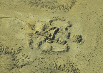 Matzad Maagura Aerial View