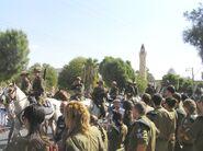 Battle of Beersheba 90 anniversaryM100