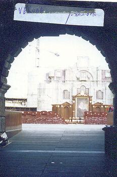 Verona amfithetron inside