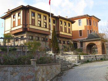 Evliya çelebi'nin evi müzesi