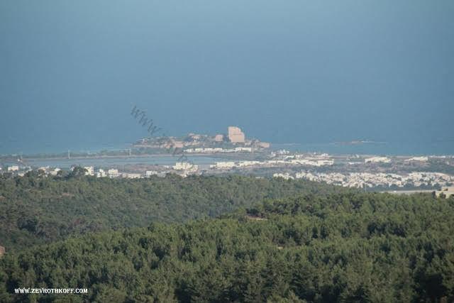 מצודת עתלית הר הכרמל