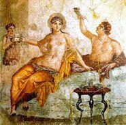 Herculaneum Fresco 001
