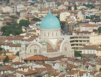 Sinagoga firenze view