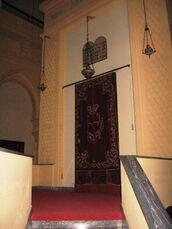 Torino Synagoque 2 HAARON HAKODESH