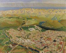 ירושלים מהאויר
