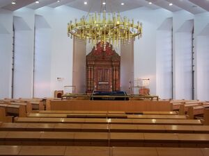 Synagogue nechalim 1