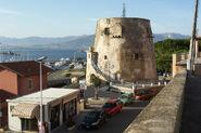 Sardinien arbatax Turm
