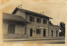 תחנת ואדי צארר מדוח שנתי של מהנדס מחוז לוד לשנת 1937-38