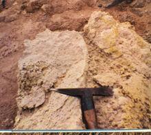 Sulfur Quarry of Beeri 1980 16