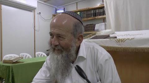 הרב דר' אברהם בלס דברי ברכה
