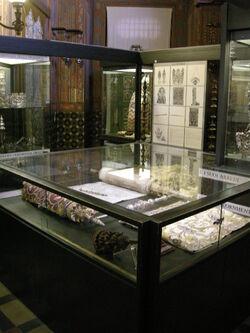 Sinagoga di firenze, museo 01