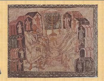 באר מרים לפי המדרש בדורא דורמאס