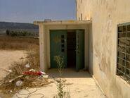 Th entrace machane israel