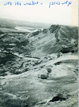 Jordan valley from adam bridge 1