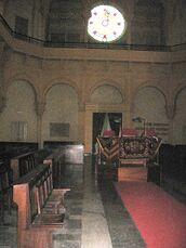 Torino synagoque 4 ASCENAZI synagoque