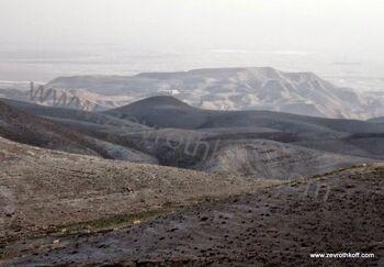 הר חארמון ונבי מוסא