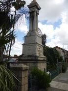 Jezreel Valley railway monument 4