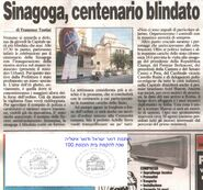 LEGGO 11 MAY 2004 italian newspaper