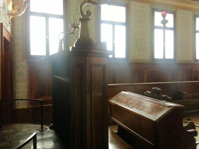 La synagoga di Cenada 1
