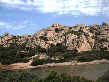 Granit panorama