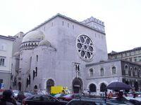 1 Trieste Ebrea il Synagogue