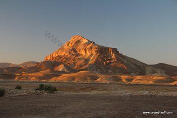 הר ילק מכתש רמון