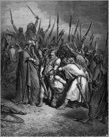 478px-Gustave dore morte Agag