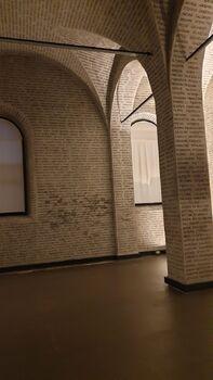 תמונות ממוזיאון השואה בפוסולי2