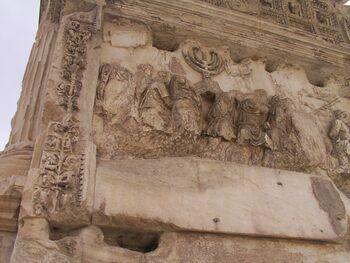Arco di titus 5
