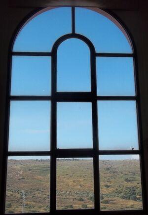 Synagogue hosaia view 2