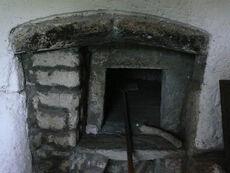 The Jewish Ghetto of Pitigliano, matzes oven