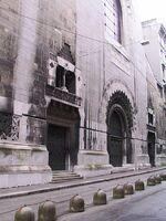 5 Trieste Ebrea il Synagogue