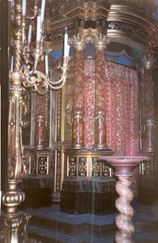 The Ark of the synagogue 12