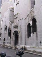 3 Trieste Ebrea il Synagogue