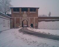 Sabbioneta Porta Imperiale