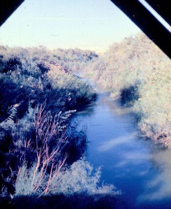 הירדן מתחת לגשר 2
