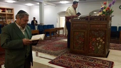 Iranian_Jews_'feel_at_home'