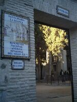 Sinagoga Toledo Spain 840
