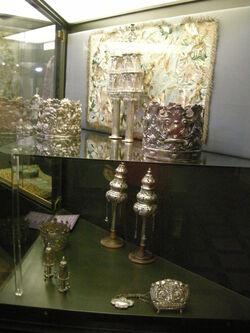 Sinagoga di firenze, museo 06