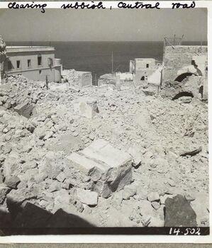 עוד תמונה על רקע הכנסיה