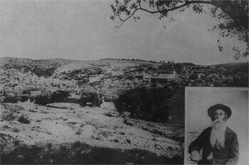 חברון ומערת המכפלה-JNF021369 1920