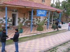 JHR Bahnhof Marfaq