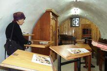 Tomb of Yiahai and Ruth synagogue1