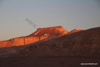 הר קטום מכתש רמון